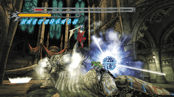 Devil May Cry Collection Screenshot