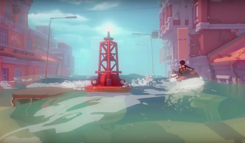 Sea Of Solitude By Jo-Mei Games