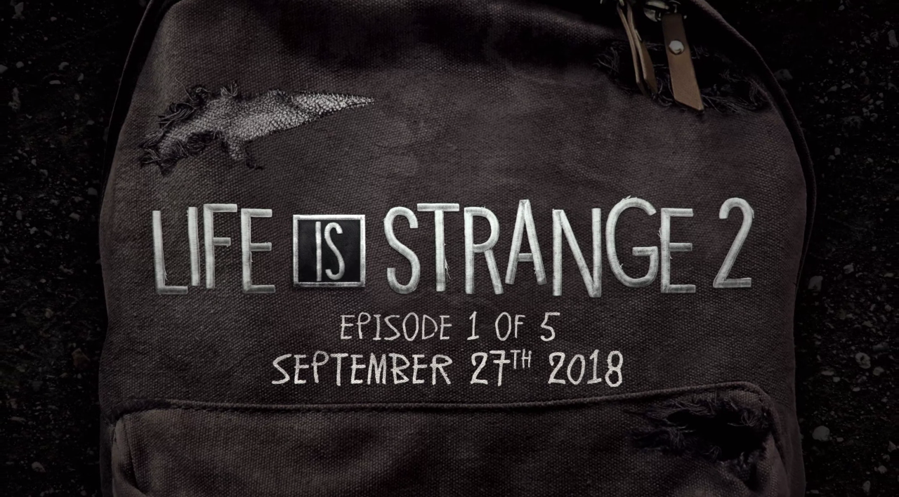 Life Is Strange 2 Quietly Placed Onto Steam For Pre-Order