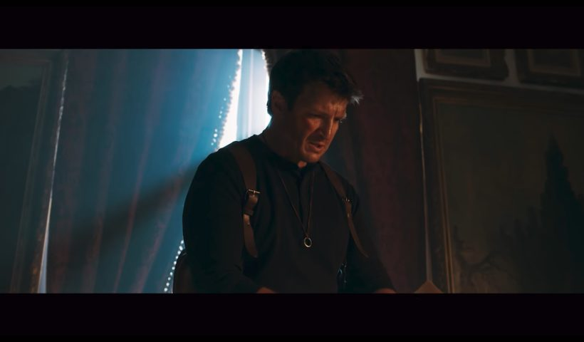 Nathan Fillion in the Uncharted Fan Film