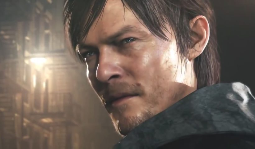 Norman Reedus in Silent Hills' Trailer