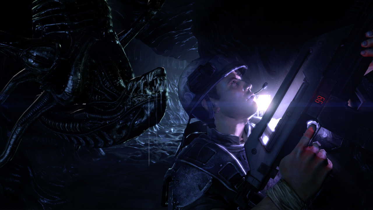 Aliens Colonial Marines' Terrible AI Due To Five-Year-Old Typo