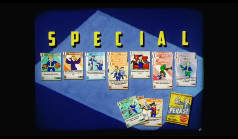 S.P.E.C.I.A.L Perk Cards