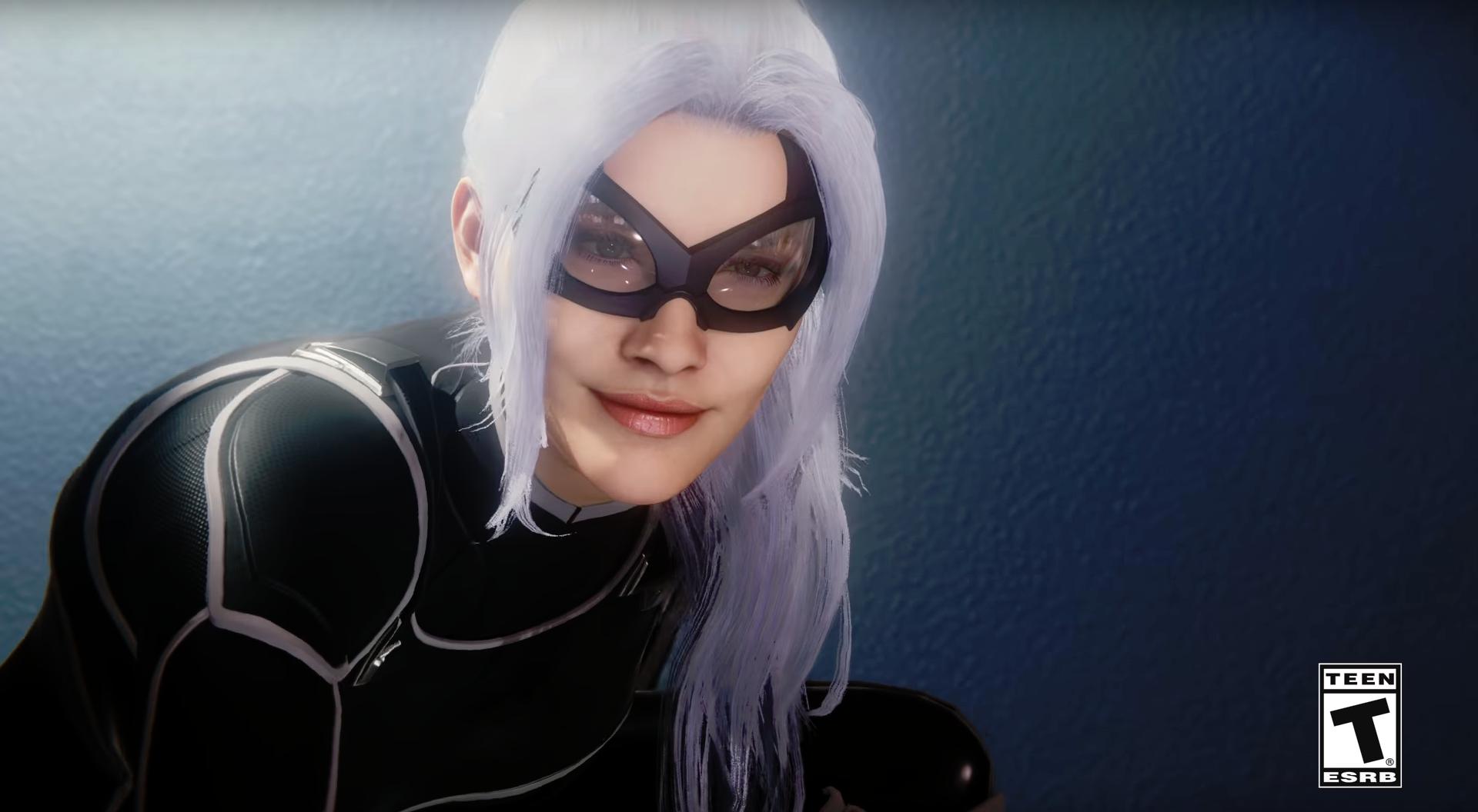 Spiderman DLC The Heist Trailer