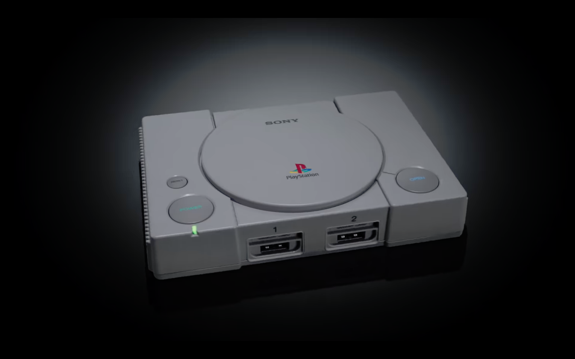 The Playstation Classic