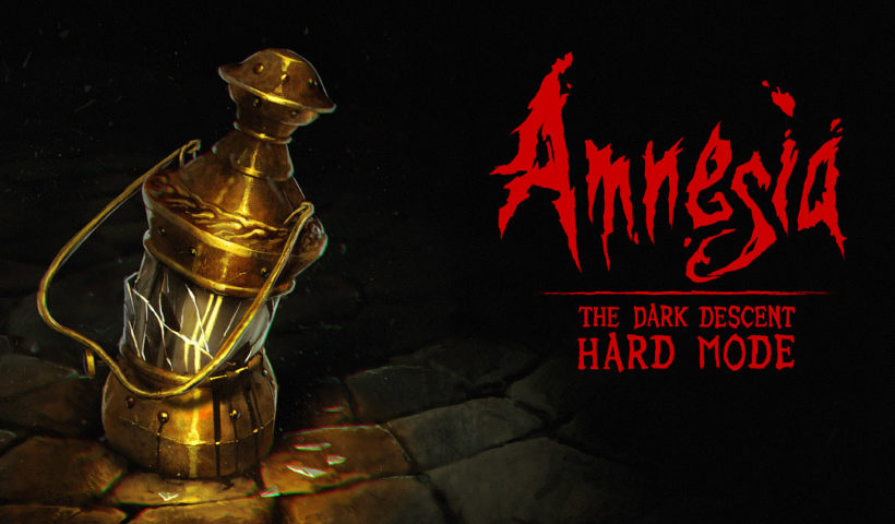 Amnesia: The Dark Descent's Hard Mode Announcement