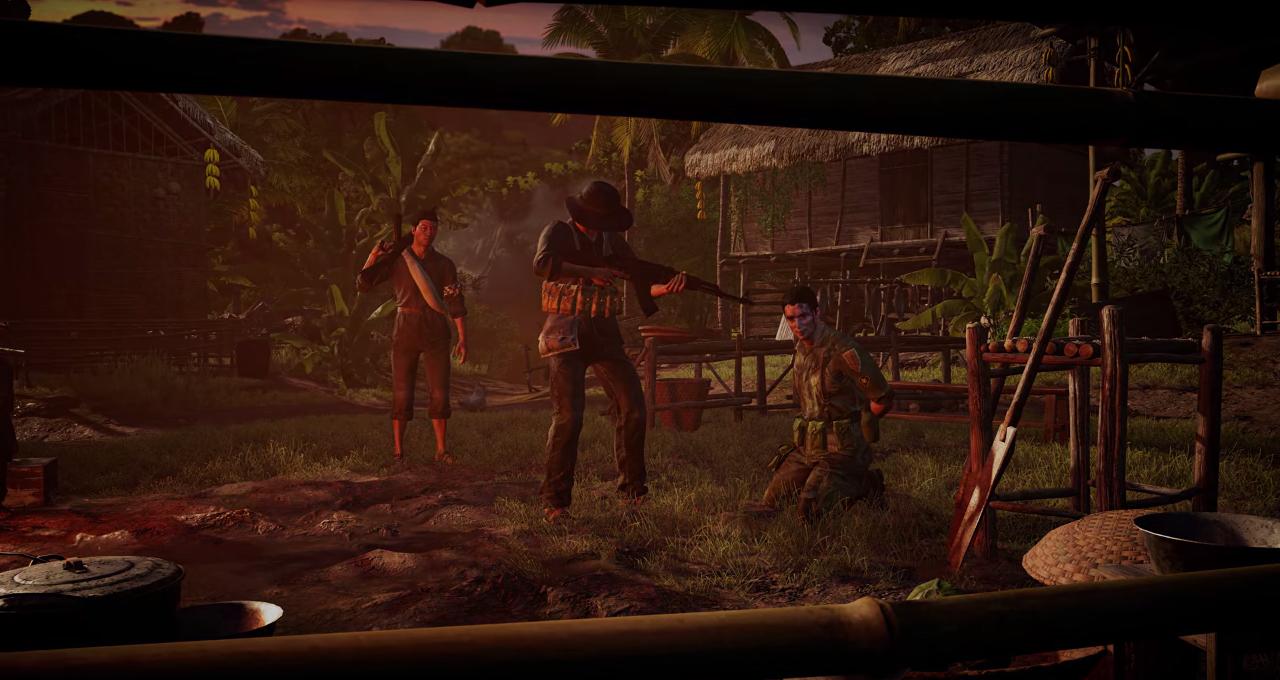 Hours Of Darkness Trailer Screenshot