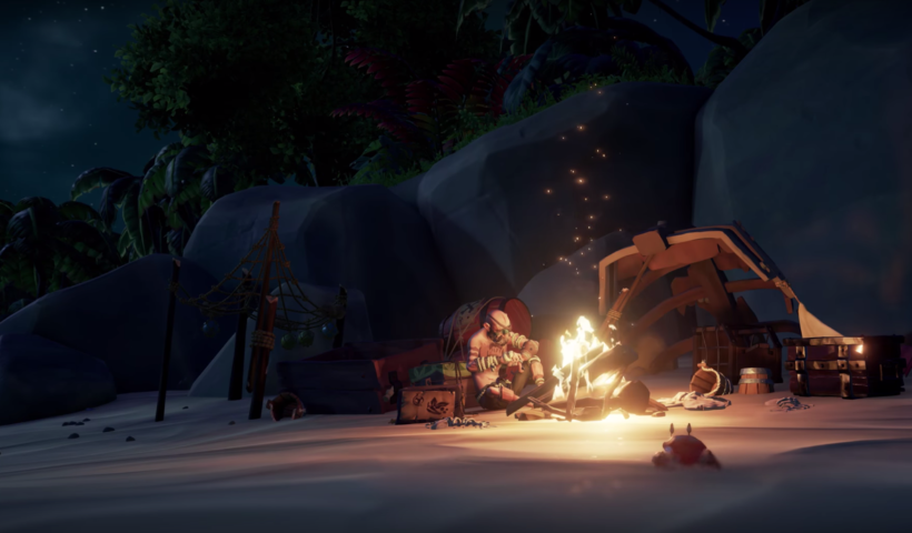 The Hungering Deep Screenshot
