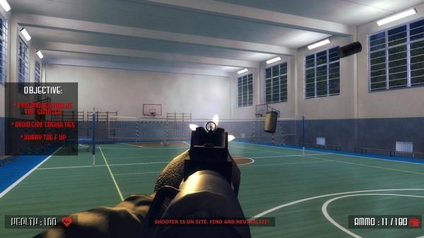 Active Shooter Screenshot