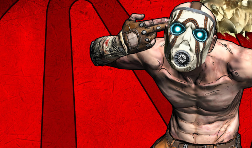 Borderlands Psycho Wallpaper