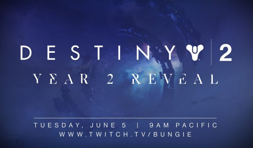 Destiny 2 Year 2 Live-stream Ad