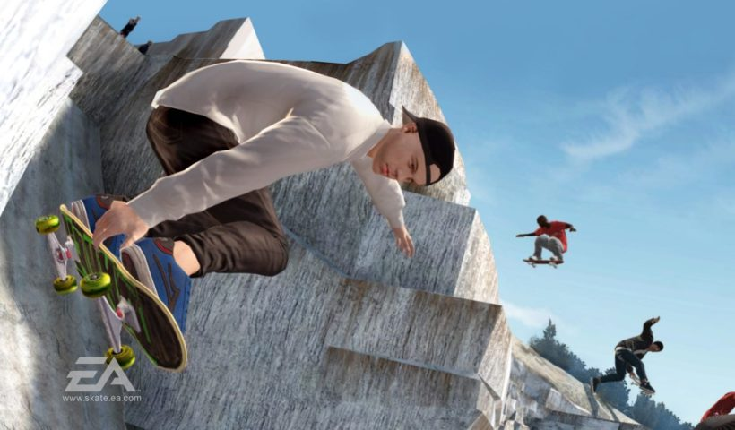 Skate 3 Promotional Screenshot