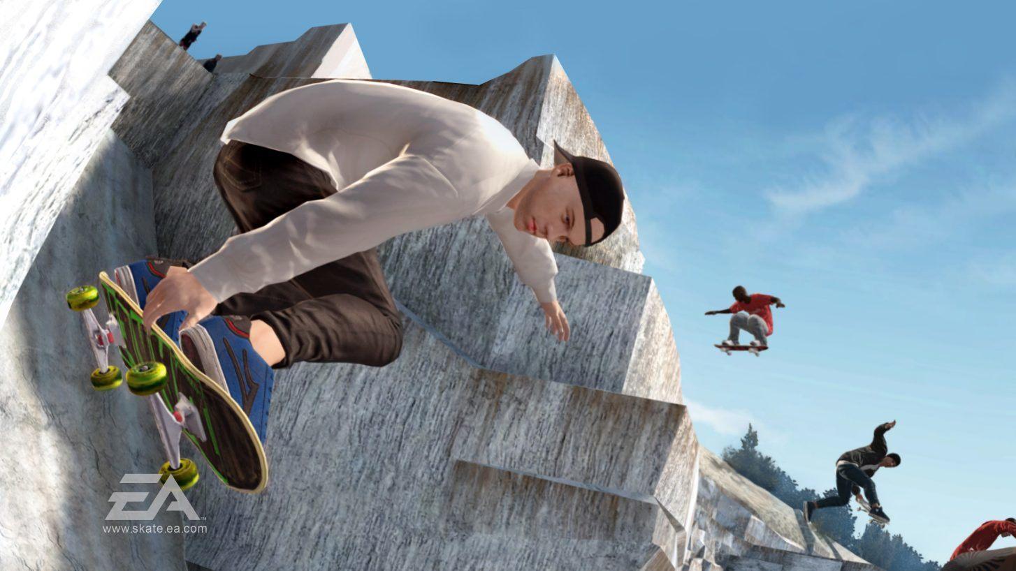 Skate 3 Promotional Screenshot