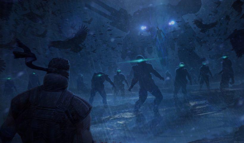 Metal Gear Solid Movie Concept Art