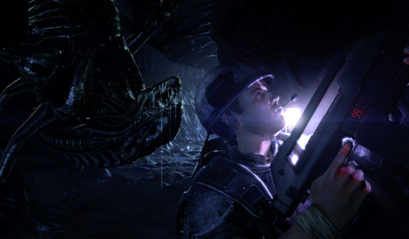 Aliens Colonial Marines Steam Store Screenshot