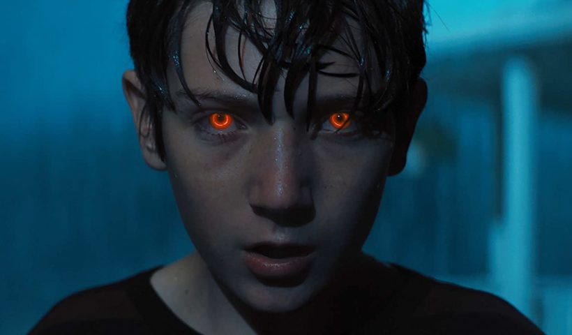 "Jackson Dunn as Brendon In ""Brightburn"""