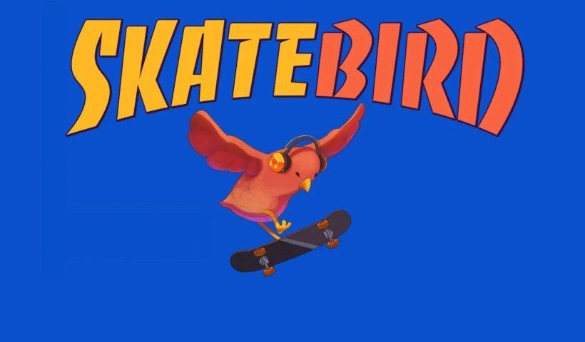 SkateBird Logo